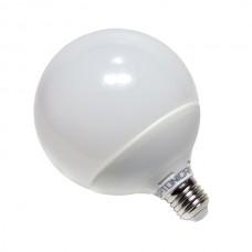 ΛΑΜΠΤΗΡΑΣ LED E27 G120 15W Θερμού Φωτισμού