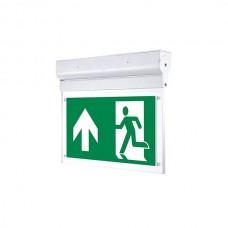 Φωτιστικό ασφαλείας LED 3W επιτοίχιο-κρεμαστό OPTONICA