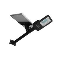 LED Solar Powered Street Light + Battery 40W 6000Κ