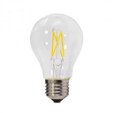 ΛΑΜΠΤΗΡΑΣ LED Α60 FILAMENT 6W E27 DIMMABLE Θερμού Φωτισμού 2700κ