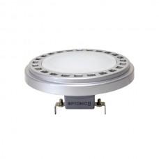 Λαμπτήρας LED AR111 15W G53 120 θερμού φωτισμού