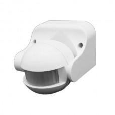 LED αισθητήρας κίνησης επιτοίχιος λευκός IP44 OPTONICA