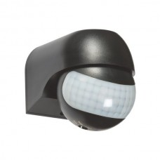 LED αισθητήρας κίνησης IP54 μαύρο OPTONICA
