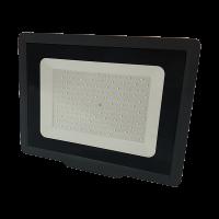 LED Προβολέας  100W Black Body IP65  SMD 6000K