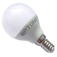 ΛΑΜΠΤΗΡΑΣ LED G45 E14 6W ψυχρού Φωτισμού 6000κ