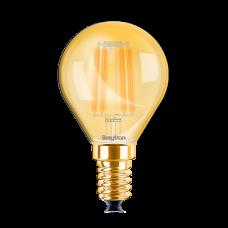 ΛΑΜΠΤΗΡΑΣ LED E14 4W FILAMENT P45 2200K BRAYTRON