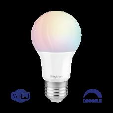 ΛΑΜΠΤΗΡΑΣ LED E27 A60 9W SMART RGB DIMMABLE